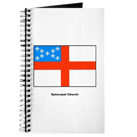 Episcopal Church Flag Journal