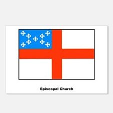 Episcopal Church Flag Postcards (Package of 8)