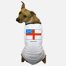 Episcopal Church Flag Dog T-Shirt