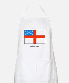 Episcopal Church Flag BBQ Apron