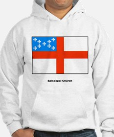 Episcopal Church Flag (Front) Hoodie