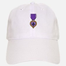 NOLA 'Purple Heart' medal Baseball Baseball Cap