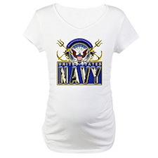 USN Eagle Anchors Honor Shirt