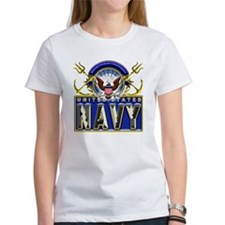 USN Eagle Anchors Honor Tee