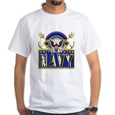 USN Eagle Anchors Honor Shirt