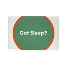 Got Sleep? Rectangle Magnet