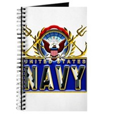 US Navy Eagle Anchors Trident Journal