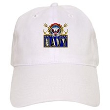 US Navy Eagle Anchors Trident Baseball Baseball Cap