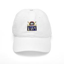 US Navy Eagle Anchors Trident Baseball Cap