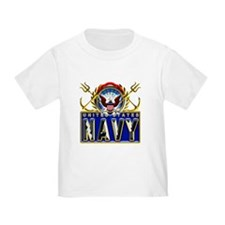 US Navy Eagle Anchors Trident T