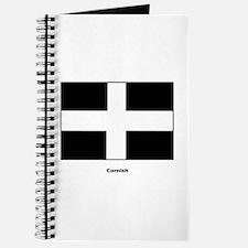 Cornish Cornwall Flag Journal