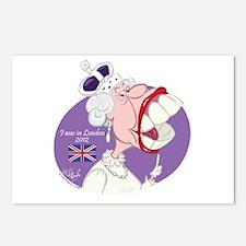 Queen Elizabeth Postcards (Package of 8)