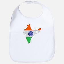 """""""Pixel India"""" Bib"""
