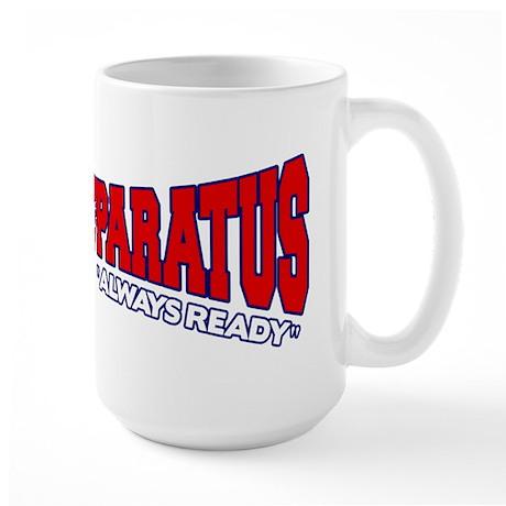 Semper Paratus (Ver 2) Large Mug