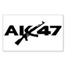 AK 47 Decal
