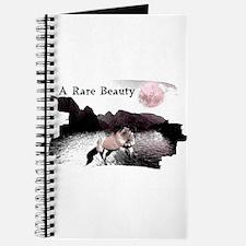 a rare beauty horse Journal