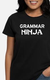 Grammar Ninja Tee