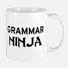 Grammar Ninja Mug
