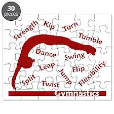 Gymnastics Puzzle