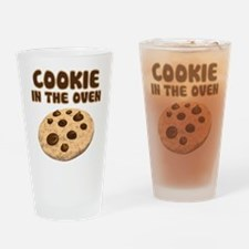 Cookie in Oven Drinking Glass