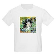 Irises / Shih Tzu #12 T-Shirt