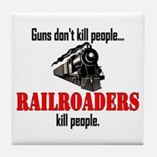 Railroaders Kill Tile Coaster