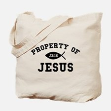 Property of Jesus Tote Bag