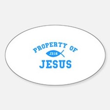 Property of Jesus Decal