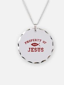 Property of Jesus Necklace
