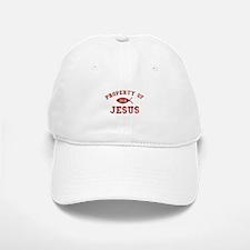 Property of Jesus Baseball Baseball Cap