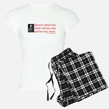 B. Franklin: Virtues™ Pajamas