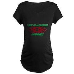 Celiac Awareness Edgy T-Shirt