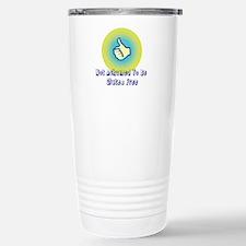 Not Ashamed Travel Mug