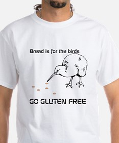 Bread Is For The birds Shirt