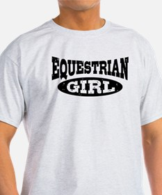 Equestrian Girl T-Shirt