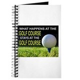 Golf Journals & Spiral Notebooks