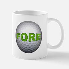 FORE Small Small Mug