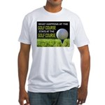FORE Fitted T-Shirt