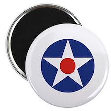 "U.S. Star 2.25"" Magnet (100 pack)"