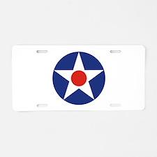 U.S. Star Aluminum License Plate