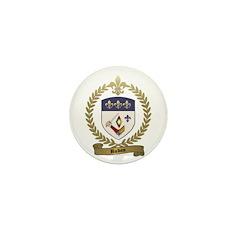 HUDON Family Crest Mini Button