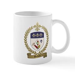 HUDON Family Crest Mug