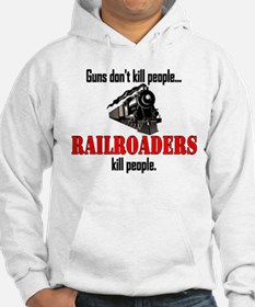 Railroaders Kill Jumper Hoody
