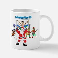 Heavy Metal Christmas Mug