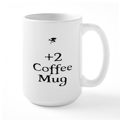 +2 Coffee Mug Large Mug