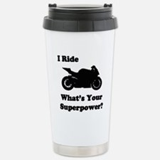 S1KRRSP Stainless Steel Travel Mug