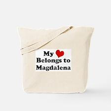 My Heart: Magdalena Tote Bag
