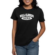 Wall Climbing Girl Tee