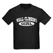 Wall Climbing Girl T
