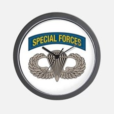 Airborne Special Forces Wall Clock